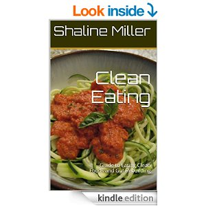 Clean Eating eBook Cover - Amazon 07292014