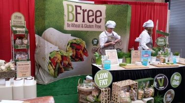 BFree booth