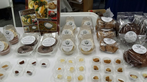 Gluten Free Pantry Samples