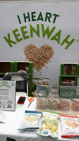 Keenwah booth use