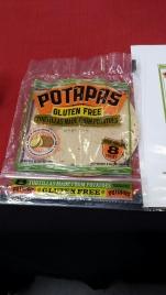 Potapas Tortillas pkg