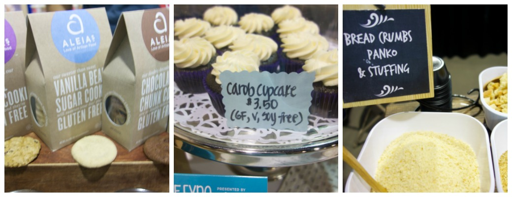 Highlights of the Gluten-Free/Allergen Friendly Expo in SanDiego