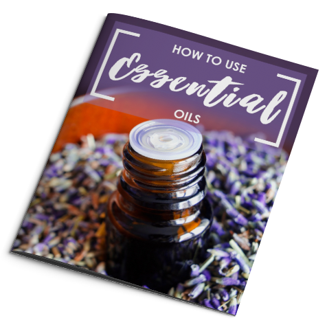 3D Guide Cover How to use essential oils
