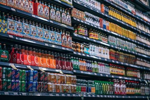 soda aisle market