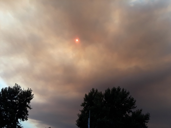Holy Fire 2 Aug 2018