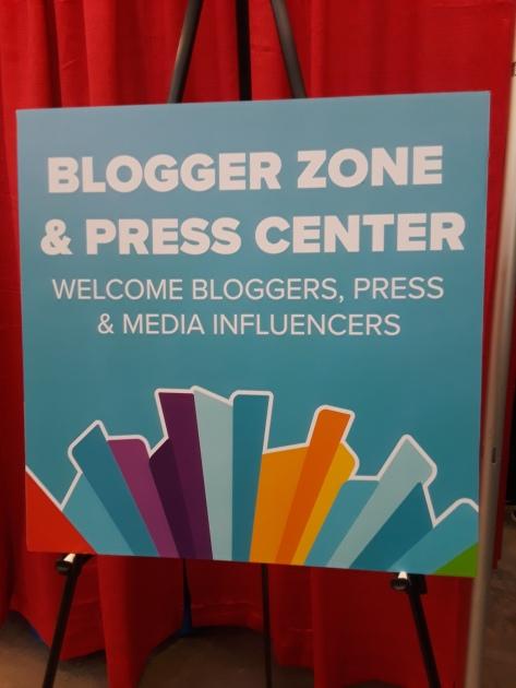 Nourished Festival Blogger Zone