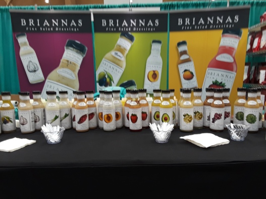 Nourished Festival Briannas Salad Dressings