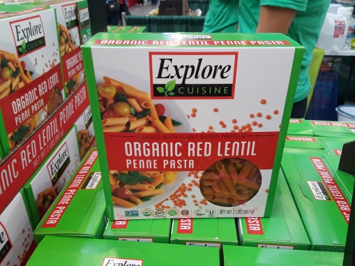 Nourished Festival Explore Cuisine Red Lentil Pasta