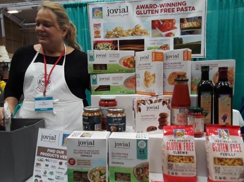 Nourished Festival Jovial pastas