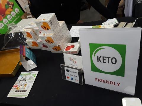 Nourished Festival Keto Friendly