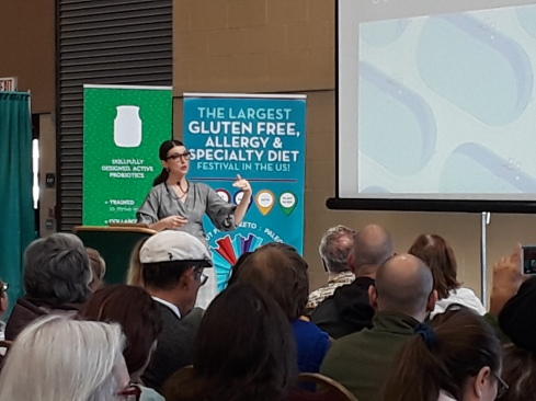 Nourished Festival Lecture Gut Health