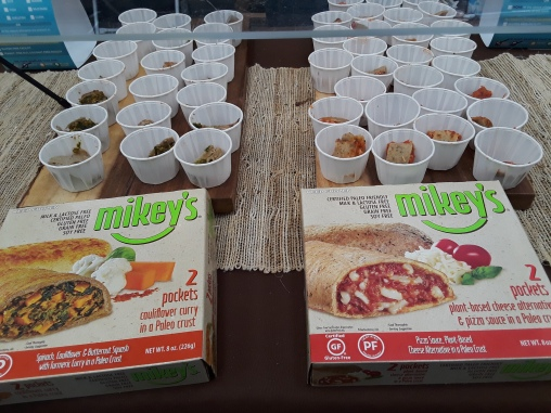 Nourished Festival Mikeys Healthy Hot Pockets