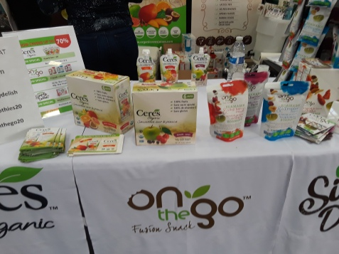 Nourished Festival On the Go Fusion Snack