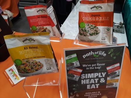 Nourished Festival Path of Life frozen foods