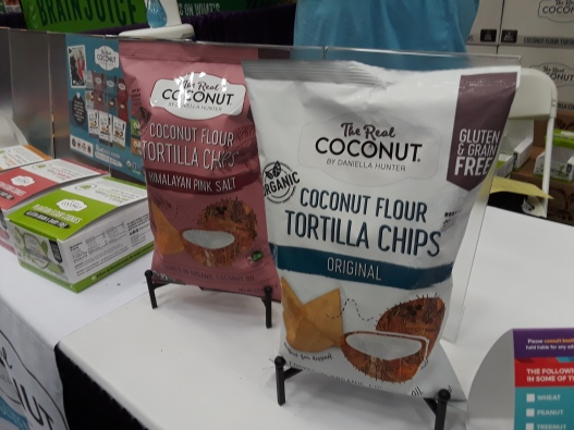 Nourished Festival The Real Coconut Coconut flr chips
