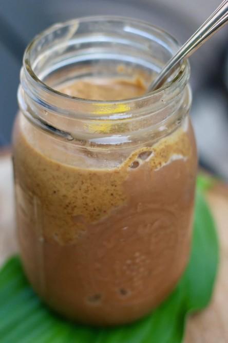 Cacao cbd smoothie