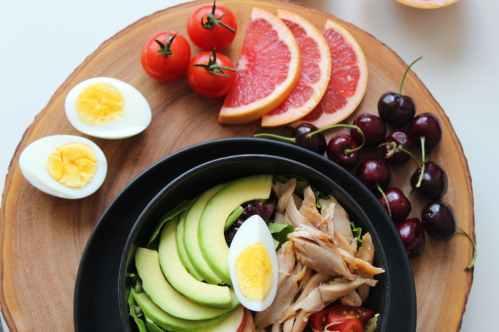 eat well food
