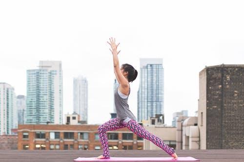 yog pose