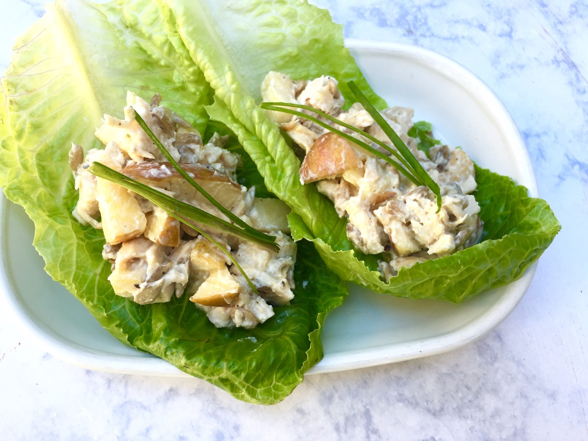 May Recipe of the Month: Chicken Salad LettuceWraps