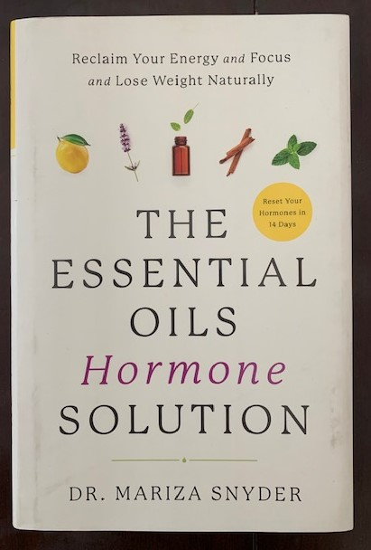 Essential Oils Hormone Solution Book